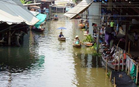 Tour con Guía Hispano a los Mercados de Bangkok