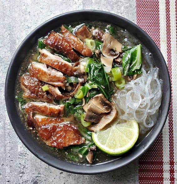 Vietnamese Duck Soup Recipe