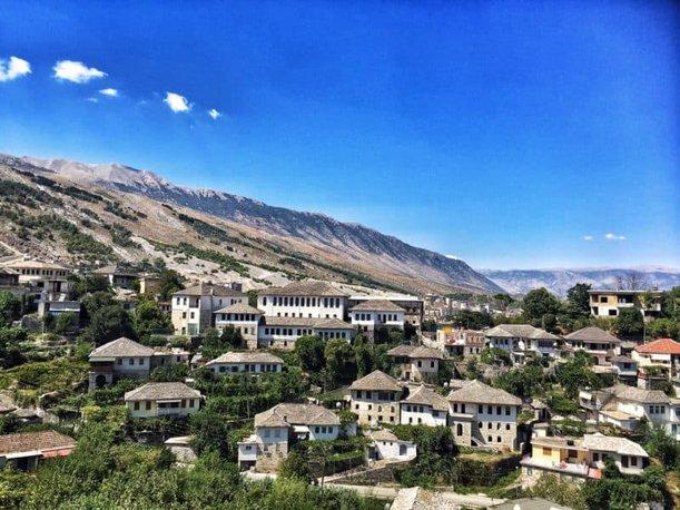 Gjirokastra - Albania - Town