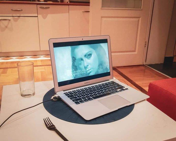 Serbia - Belgrade - Laptop