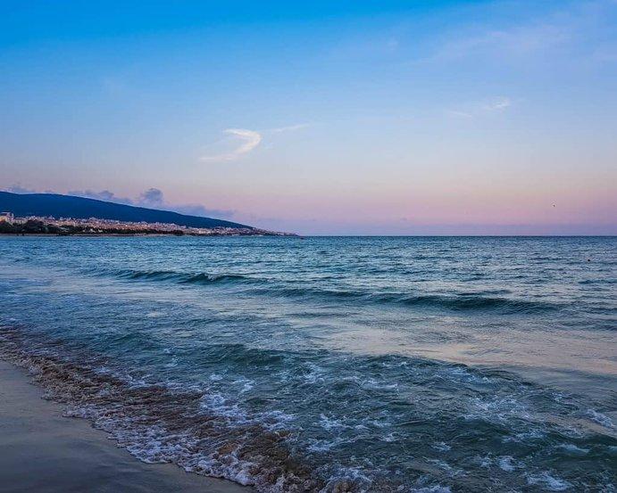 Bulgaria - Sunny Beach - Sunset