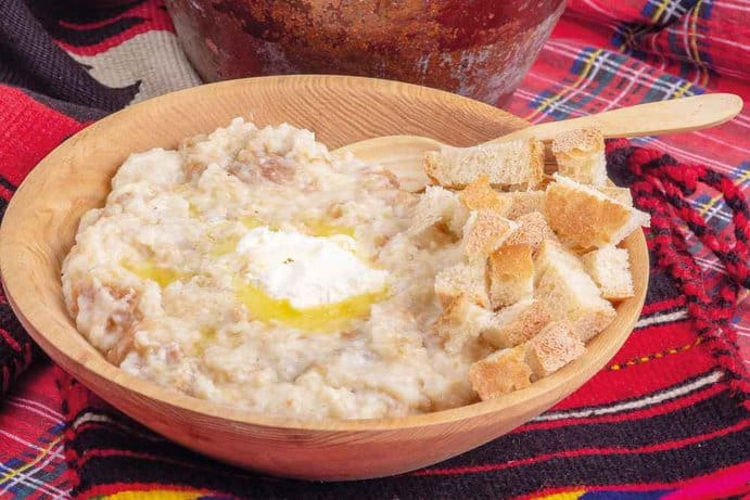 Croatia - Popara - Traditional Montenegrin Cuisine