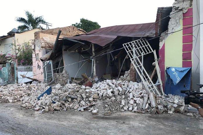 Resultado de imagen para puerto rico terremoto