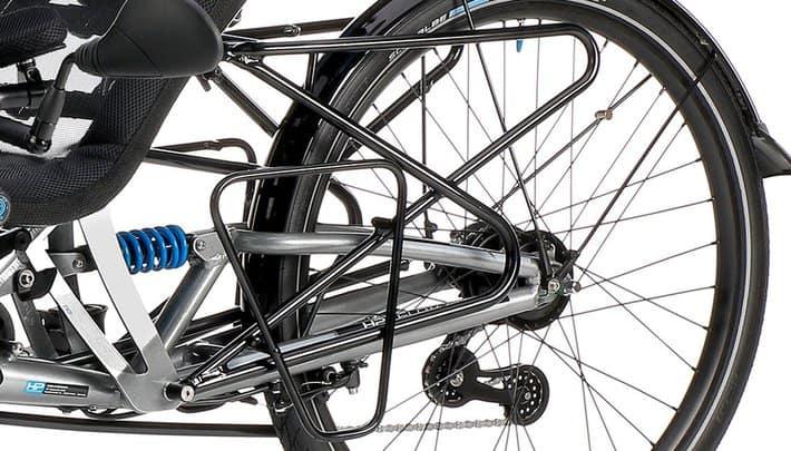 dreirad erwachsene three wheel trike scorpion plus 26 gepaecktraeger luggage rack