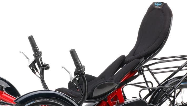 dreirad erwachsene trike adults scorpion plus 20 bodylink recumbent seat