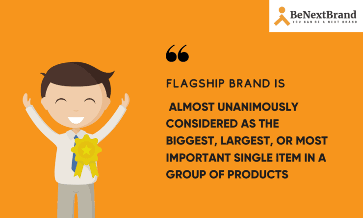 about flagship brand