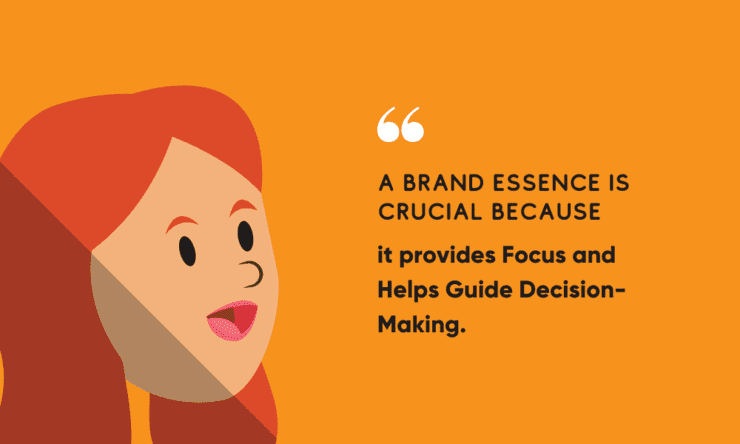 brand essence helps in decision making