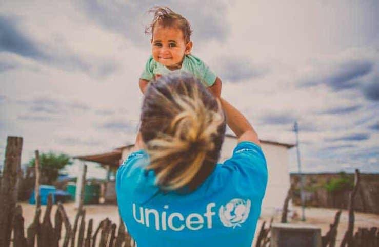 Unicef lança fundo de criptomoedas para apoiar a tecnologia