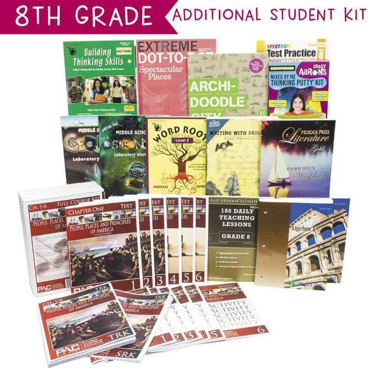 Timberdoodle 8th grade non-religious curriculum