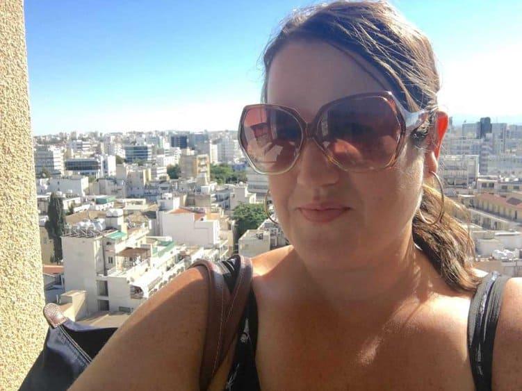 Cyprus - Nicosia - Stephanie