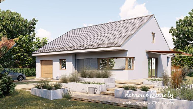 Projekt domu - Alt 3