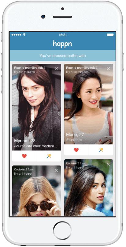 happn dating app windows phone)