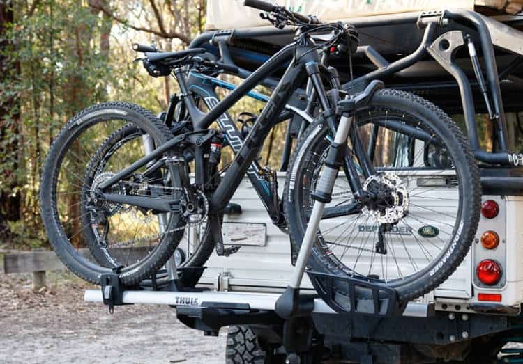 Best Car Bike Rack Carrier for a Fat Tire E-bike