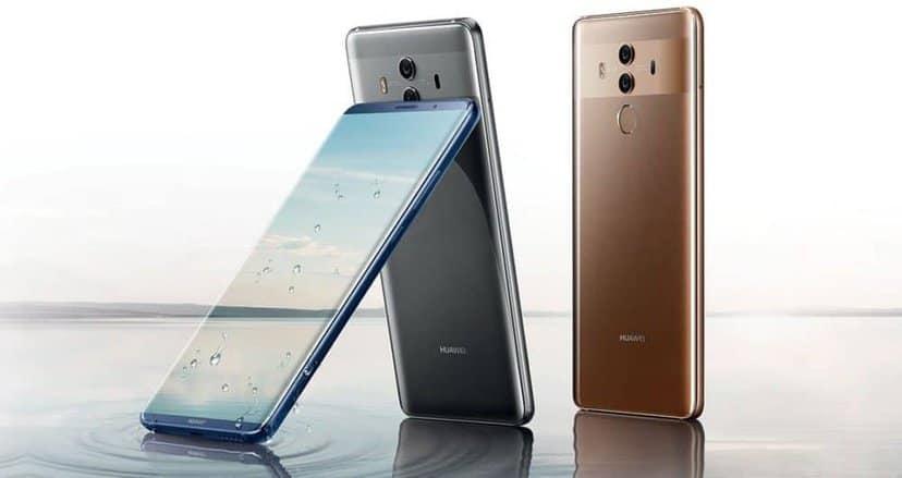 Móviles con mejor batería 2020 - Huawei Mate 10 Pro