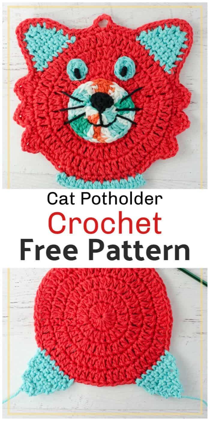 10 Free Crochet Potholder Patterns Diy Listy