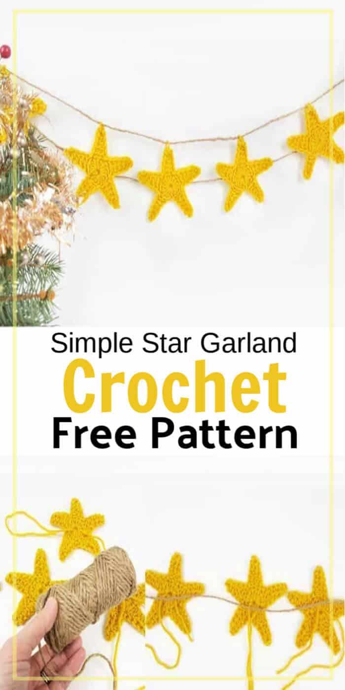 15 Free Crochet Garland Patterns Diy Listy