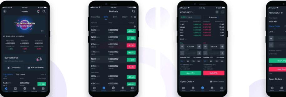 geriausia cryptocurrency trading app ios