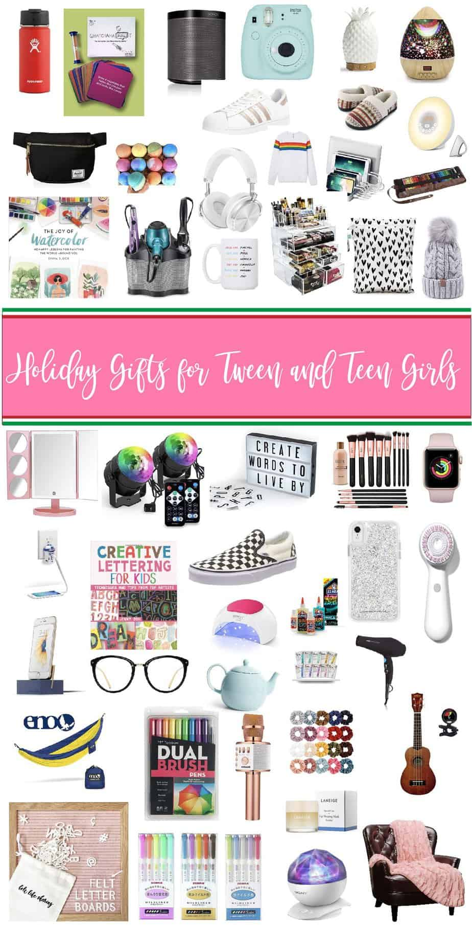 Best Gifts For Tween And Teen Girls Baked Bree