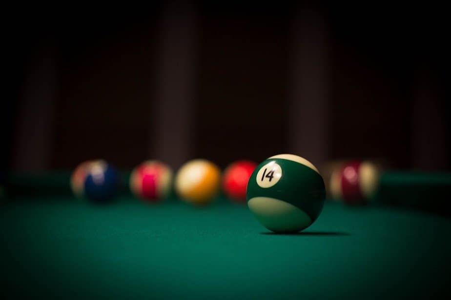 Pool Table Anatomy An Overview Of Parts And Layout - How To Mark A 6 Foot Pool Table