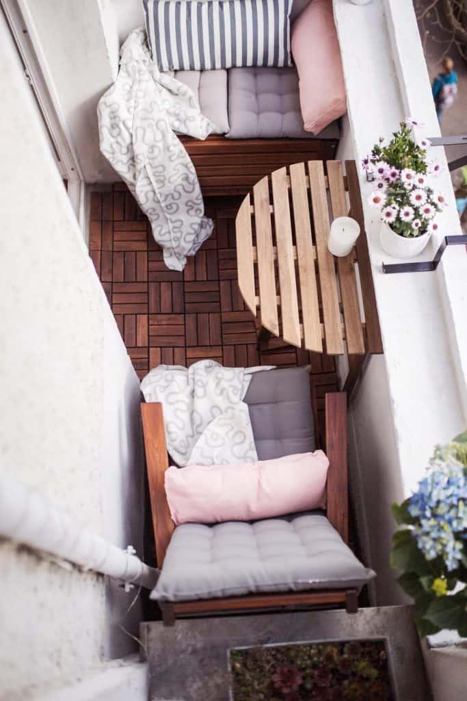 Bathroom Vanities With Tops, 15 Apartment Patio Design Ideas On A Budget Treillageonline Com