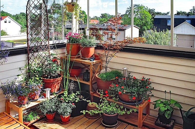 16 Stunning Balcony Gardening Ideas, Balcony Gardening Ideas