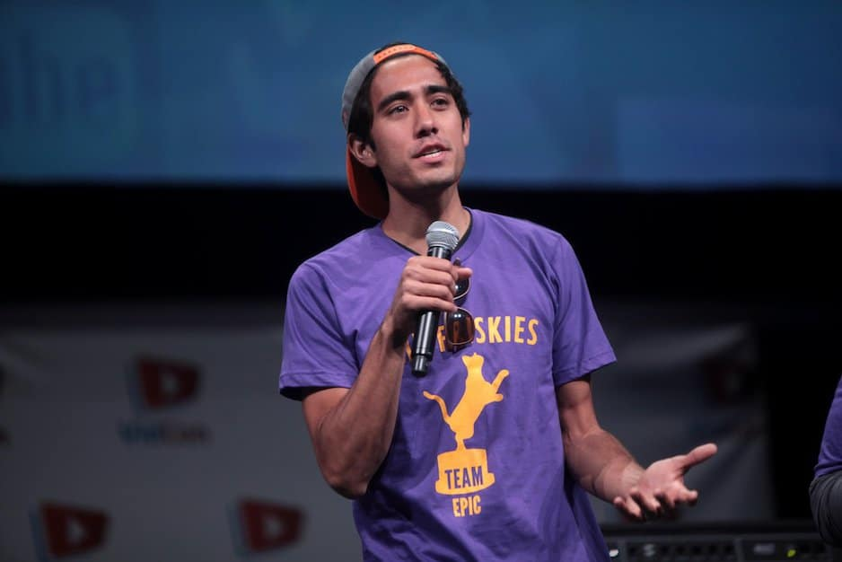 Famous Tiktokers: Zach King