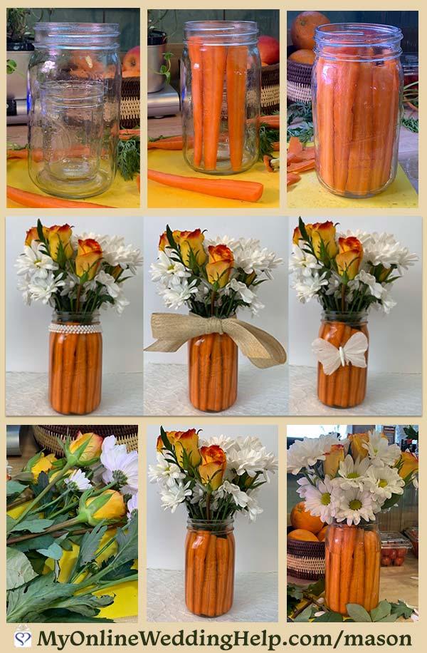 25 Mason Jar Centerpiece Ideas For Weddings My Online Wedding