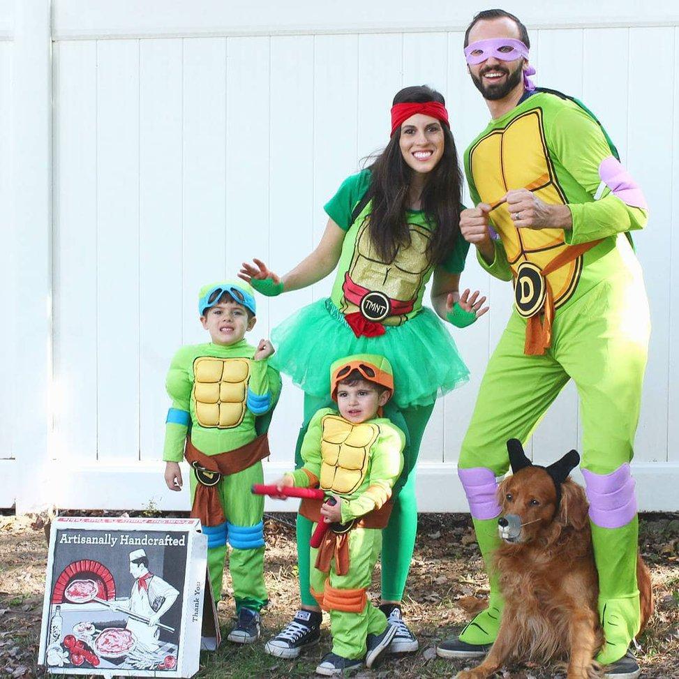 Family Ninja Halloween Costumes.40 Cute Creative Halloween Costume Ideas Kindly Unspoken