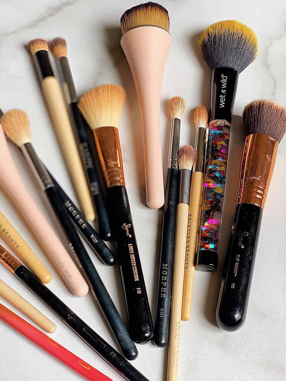 Best Affordable Makeup Brushes Sets
