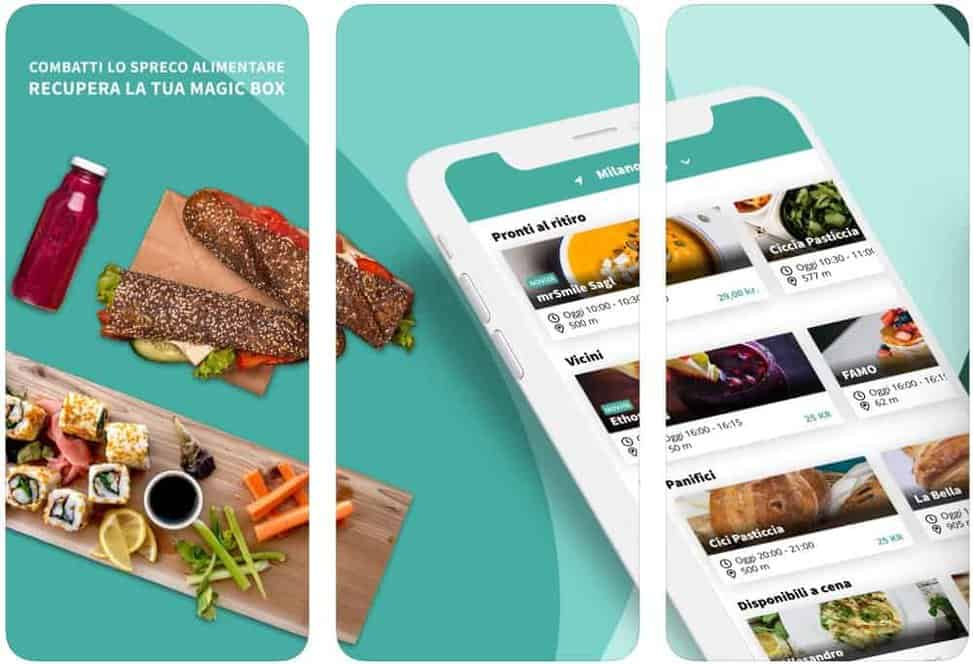 Too Good To Go, l'app che aiuta ad evitare gli sprechi alimentari_food confidential