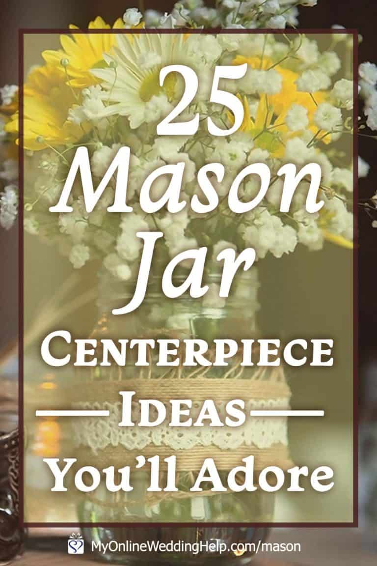 Idee Deco Vase Rond 25 mason jar centerpiece ideas for weddings - my online