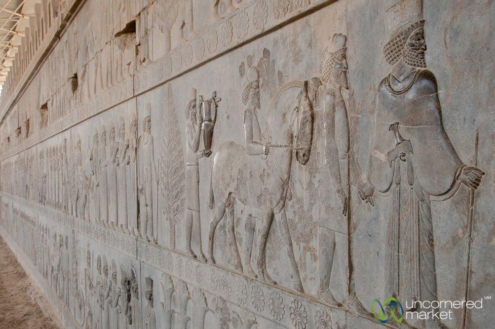 Persepolis Iran Ancient Persia