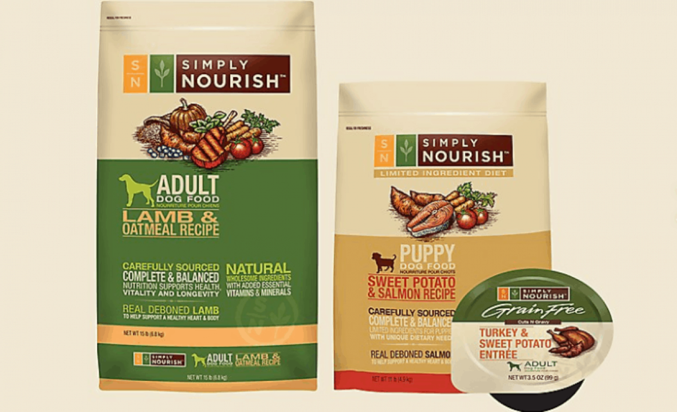 Simply Nourish Dog Food 2020 Review How Does It Stack Up