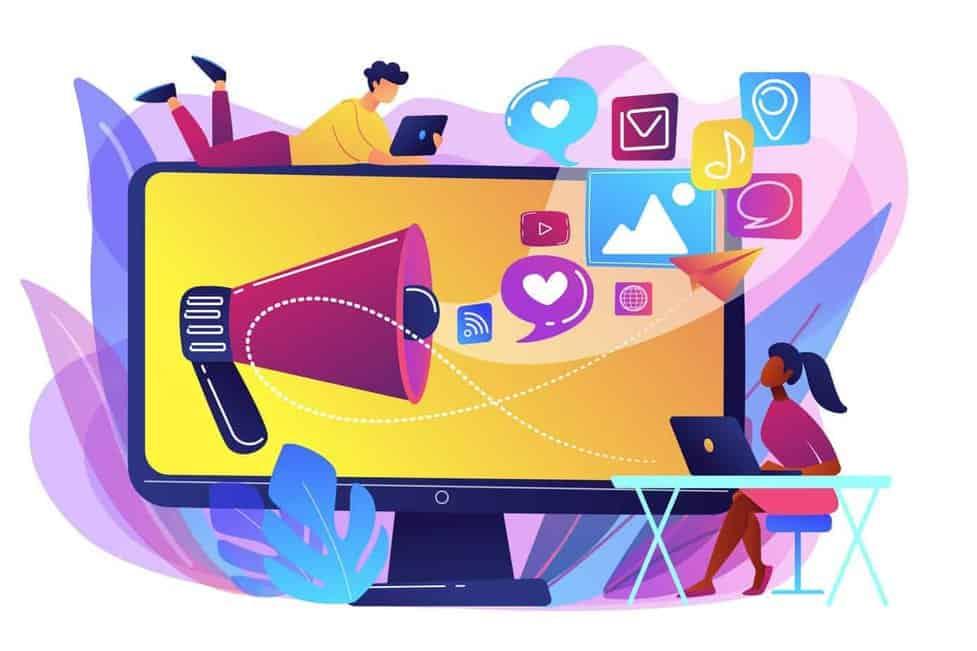 الفارق بين التجارة الالكترونية والتسويق الرقمي؟