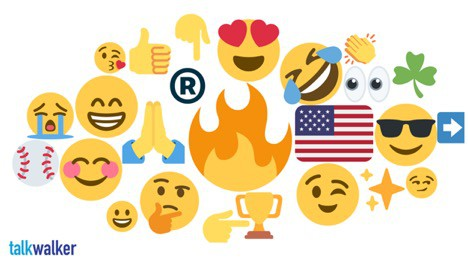 Which Emoji Are Most Associated With Which Cities The Social Media Monthly