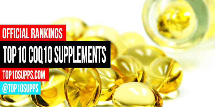 Best CoQ10 Supplements - Top 10 Brands Reviewed for 2019