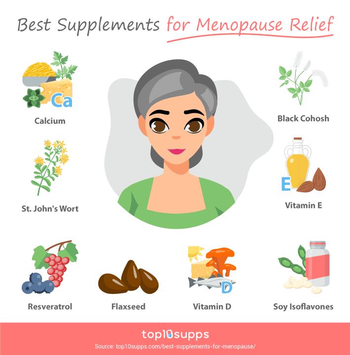 cel mai bun supliment pentru pierderea în greutate la menopauză)