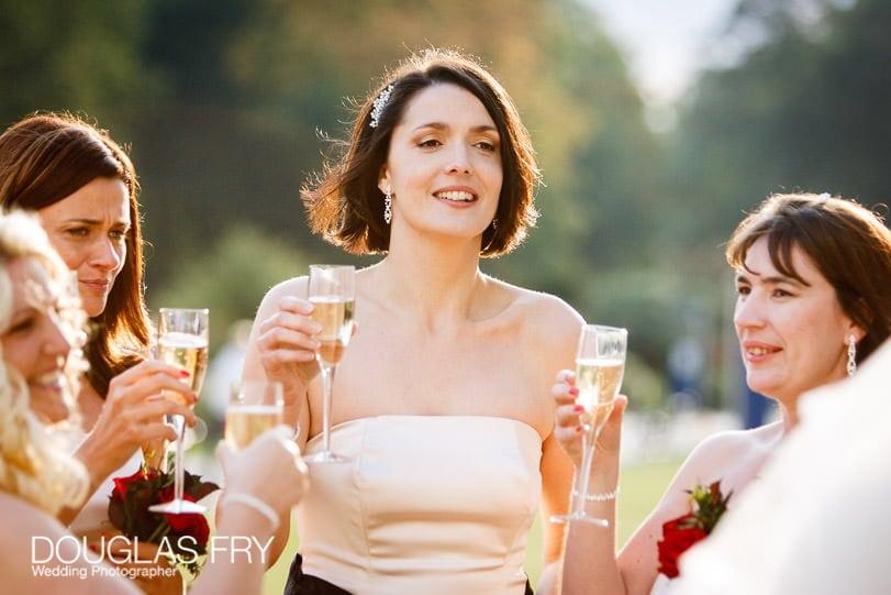 Wedding Photographer Queens House - Greenwich - Reception