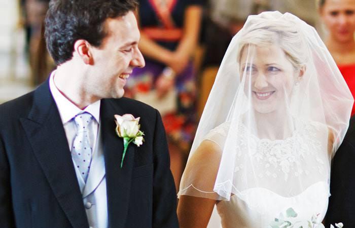 Wedding Photographer - Bride and Groom, Civil Ceremony, Syon Park, London