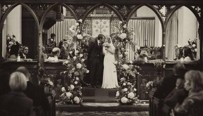 Wedding Photographer at St Dunstan's, Monks Risborough, Buckinghamshire