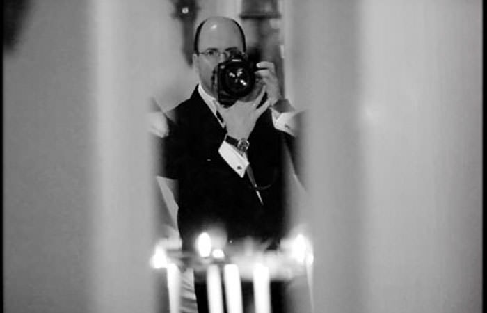 Douglas Fry Wedding Photographer Photographing