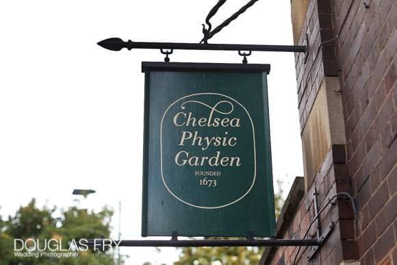Sign London for gardens