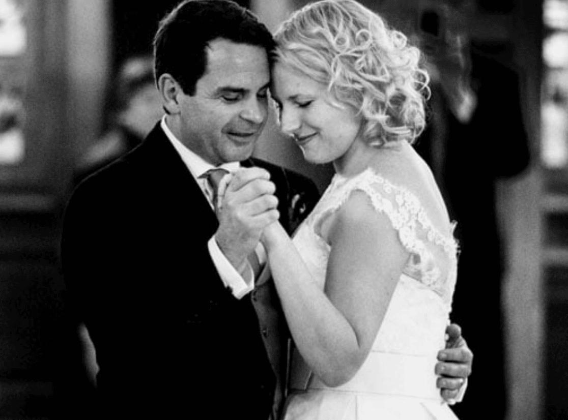 Wedding Photography of couple dancing