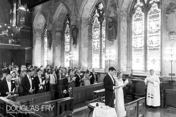 Wedding Photography at St Etheldredas Church & Gray's Inn, London 3
