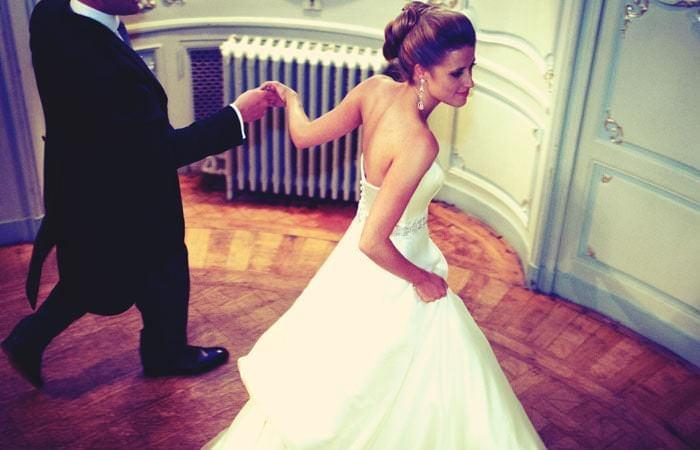 Wedding Photograph Savile Club, London