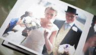 layout for jorgensen wedding album - grays inn wedding