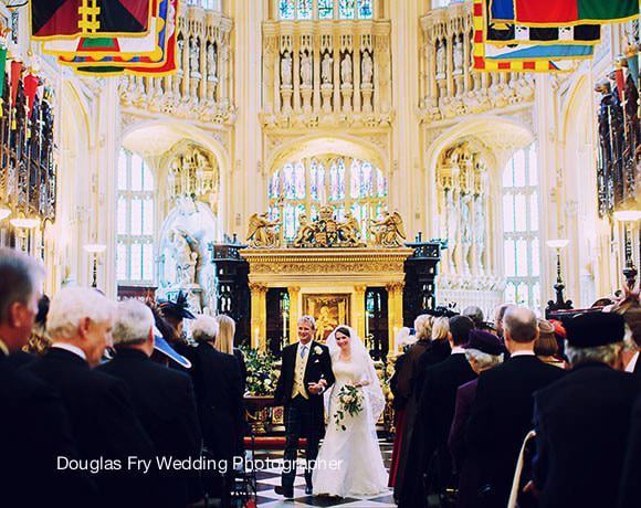 Wedding Photograph during London Service