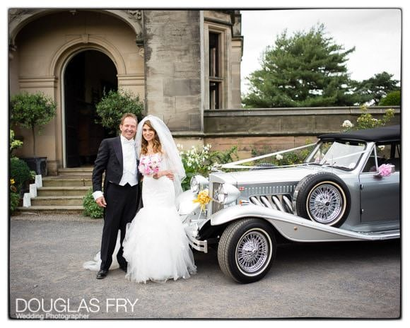 Wedding at Merevale Hall in Warwickshire 7