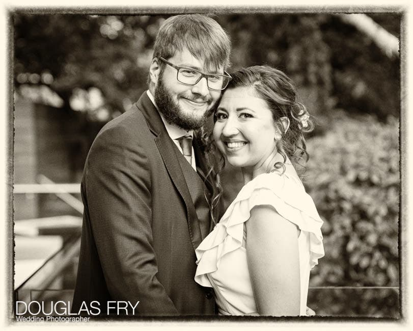 wedding photography at Frederick's in London