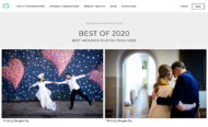 Best of 2020 - wedding photography competition